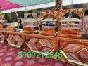 Stainless Steel wedding food counter I