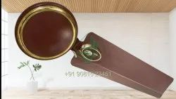 Senyo Deluxe High Speed Decorative Ceiling Fan 1200mm / 48 inch (100% Copper) 400 RPM