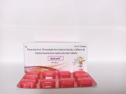 Qlycold Tablets