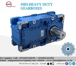 MID-HEAVY DUTY GER BOXES