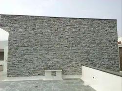 Gray Eldorado Stone, Thickness: 16 mm, Size: 2*1 Feet