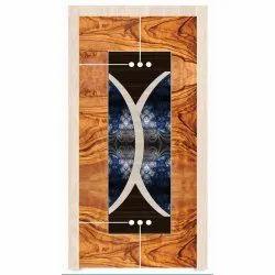 Designer Rectangular Plywood Door