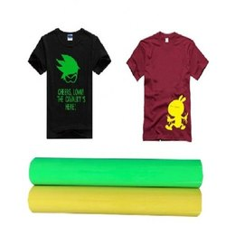 PROFLEX Neon PU Vinyl Rolls Heat Transfer For Garments