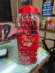 Cola Flavor Lollipops