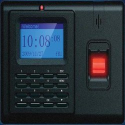 Industrial Biometric Attendance System