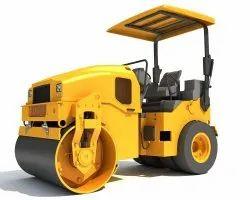 Road Roller Rental Service