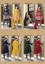 Heavy Emboridered Georgette Anarkali Salwar Suit