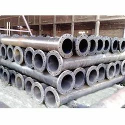 Electrospun,RPMF Cast Iron Double Flanged Pipes, For Industrial