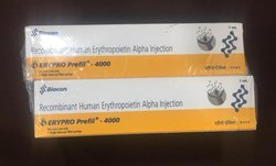 Recombinant Human Erythropoietin, Biocon, 1ml