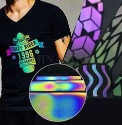 PROFLEX Rainbow Reflective Heat Transfer Vinyl