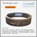 Compo WA8 Industrial Brake Lining