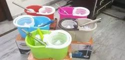360 Degree Spin Mop Bucket Set