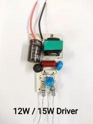 12W/15W LED Bulb Driver