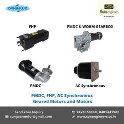 Dynaflux Gear Motor