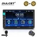 Dulcet Dc-9911t Double Din 7 Inch Full Hd Touch Screen Car Stereo