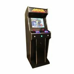 Upright Classic Arcade Machine