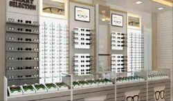 Optical Showroom Designing Services