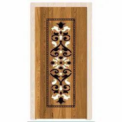 Plywood Hinged Door