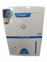 White ABS Plastic Nasaka RO UV UF Alkaline Purifier, Model Name/Number: Cosmos N1