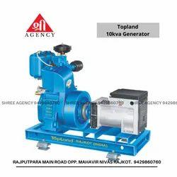 Three Phase 5 kVA Topland Diesel Engine Generator Set