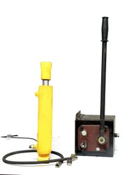 Manual Hydraulic Tipper Kit for E-rickshaw