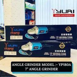 Yuri角度研磨机模型:YP180A