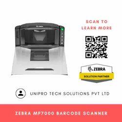 Zebra MP7000 In-Counter Barcode Scanner