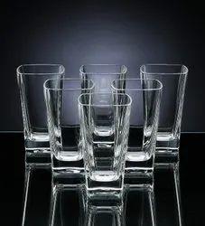 300ML Highball Long Water/Juice Glass Set of 6, Size: Medium