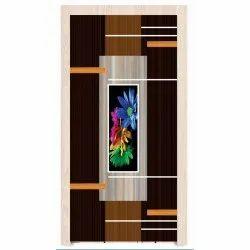 84 Inch Wooden Laminated Door