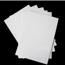 PVC Inkjet Fusing Sheets