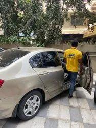 Corporate Male Parking Security Service