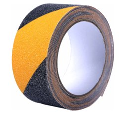 Dolphy Waterproof,High Bonding Zebra Stripe Pet -2 Materiel Tape Width 2 Inch, For Anti Skid, Packaging Type: Roll