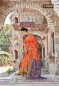 Sangam Prints Libaas Silk Party Wear Printed Saree Catalog