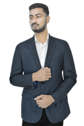 Plain Men Wedding Coat Suit, Size: 44 Inch