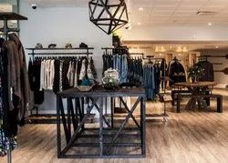 Retail Outlet Interior Designing Service