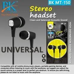 STEREO HEADSET BK MT-150
