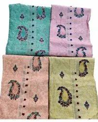 Ladies Cotton Hand Threaded Suit