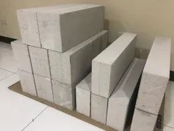 Rectangular 600 X 200 X 200 MM Aero AAC Block
