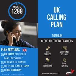 VoIP International Calling - Uk Landline & Selected Mobile, In Pan India