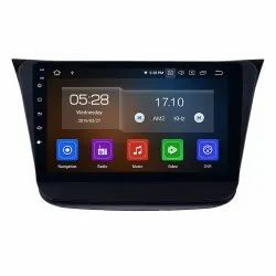 Black Bluetooth Supported Car Music System