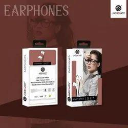 Jigsnjoy Champ Ear Phone, Model Name/Number: Cross