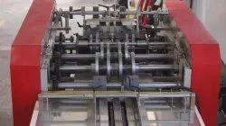 Paper Bag Square Bottom Flatting Machine
