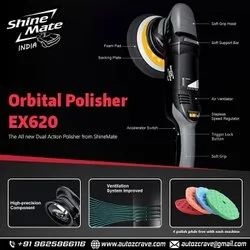Abs Shine Mate Dual Action Polisher, Model Name/Number: EX620