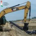 Slope Compactor for CAT Excavator