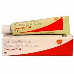 Tenovate-M (Clobetasol Propionate+Miconazole Nitrate)