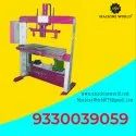Double Die Vertical Hydraulic Fully Automatic Thali Making Machine