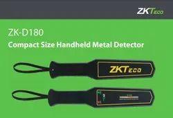 ZKTeco ZK-D180 Hand Held Metal Detector
