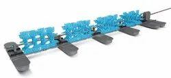 20 Feet Long Arm Paddle Wheel Aerator (Sagar)
