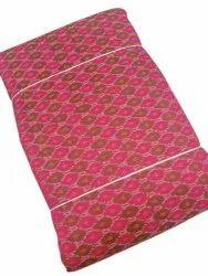 50 Inch Printed Raw Silk Fabric