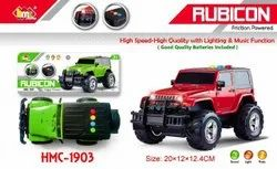 Rubicon High Speed-high Quality With Lighting And Music Function Jeep Toy